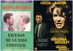 Escenas de la vida conyugal - ¿Quién le teme a Virginia Woolf?