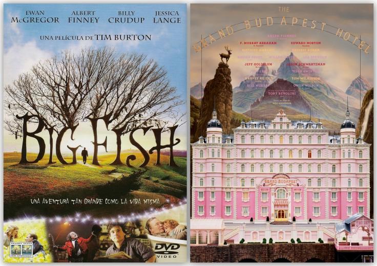 Big fish - The Grand Budapest Hotel