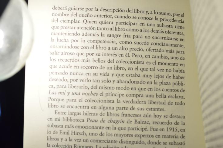 """Desembalo mi biblioteca"" de Walter Benjamin (fragmento)."