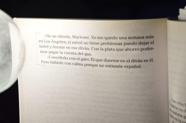 """Triste, solitario y final"" de Osvaldo Soriano (fragmento)."