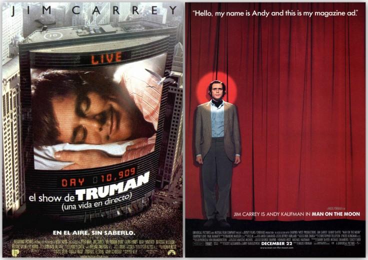 Truman show - Man on the moon