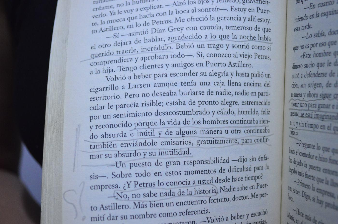 """""""El astillero"""" de Juan Carlos Onetti (fragmento)"""