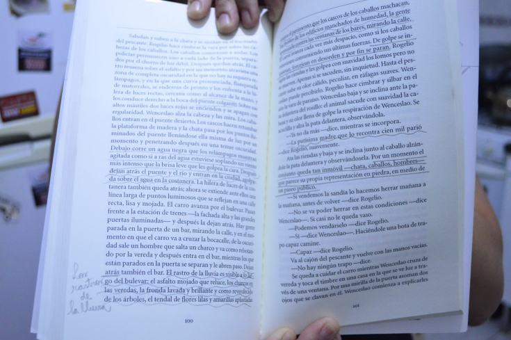 """""""El limonero real"""" de Juan José Saer (fragmento)"""